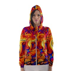 Sun & Water Women s Hooded Windbreaker