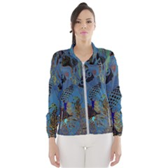 Undersea Women s Windbreaker by PollyParadise