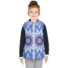 Softtouch Kids  Hooded Puffer Vest by LW323