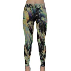 Busted Gameboy Classic Yoga Leggings