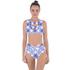 Pattern 6-21-4c Bandaged Up Bikini Set  by PatternFactory