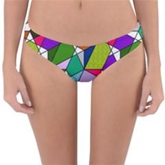 Power Pattern 821-1a Reversible Hipster Bikini Bottoms