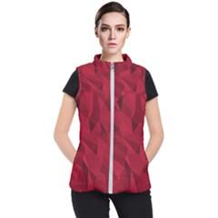 Amaranth Women s Puffer Vest by webstylecreations