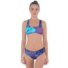 Hodge Podge Criss Cross Bikini Set by kiernankallan