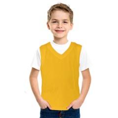 Summer Day Dress Kids  Basketball Tank Top