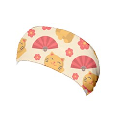 Cute Japanese Yoga Headband