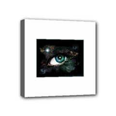 eye-538468 Mini Canvas 4  x 4  (Stretched)