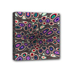 abstract_formula_wallpaper-387800 Mini Canvas 4  x 4  (Stretched)