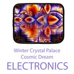 Electronics Winter Crystal Palace, Abstract Cosmic Dream