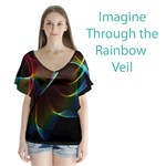Imagine, Through the Abstract Rainbow Veil