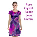 Rose Crystal Palace, Abstract Love Dream