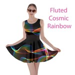 Fluted Cosmic Rainbow, Abstract Winds