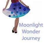Moonlight Wonder, Abstract Journey to the Unknown