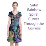 Satin Rainbow, Spiral Curves Through the Cosmos