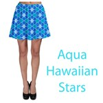 Aqua Hawaiian Stars under a Night Sky Dance