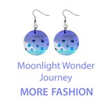 Fashion Moonlight Wonder, Abstract Journey to the Unknown