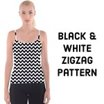 Black & White ZigZag pattern