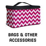Hot Pink ZigZag - Bags & accessories