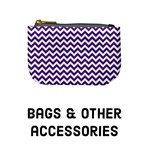 Royal Purple ZigZag - Bags & accessories