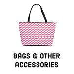 Soft Pink ZigZag - Bags & accessories