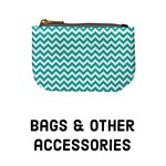 Turquoise ZigZag - Bags & accessories
