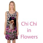 Chi Chi in Flowers, Chihuahua Puppy, Cute Hat