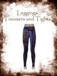Leggings, Trousers, Tights