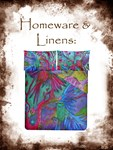 Bed Linens and Homeware