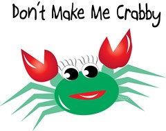 green don make me crabby