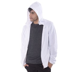 Men s Hooded Windbreaker Icon