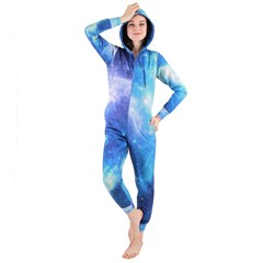 Hooded Jumpsuit (Ladies) Icon