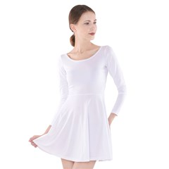 Long Sleeve Skater Dress Icon