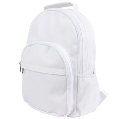 Rounded Multi Pocket Backpack Icon