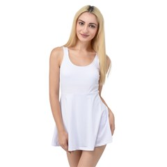 Skater Dress Swimsuit Icon