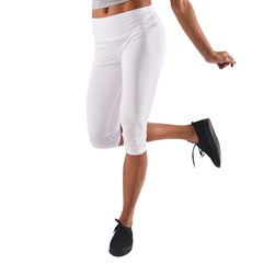 Capri Yoga Leggings Icon