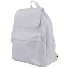 Top Flap Backpack Icon