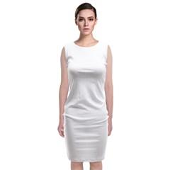 Classic Sleeveless Midi Dress Icon