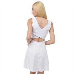 Split Back Mini Dress  Icon