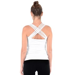 Criss Cross Back Tank Top  Icon