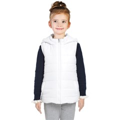 Kids  Hooded Puffer Vest Icon