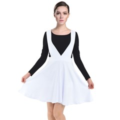 Plunge Pinafore Dress Icon