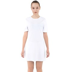 Sixties Short Sleeve Mini Dress Icon