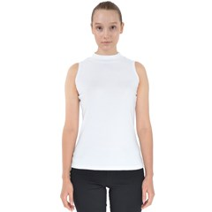 Mock Neck Shell Top Icon