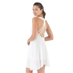 Show Some Back Chiffon Dress Icon