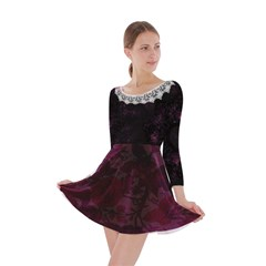 Long Sleeve Velvet Dresses  Icon