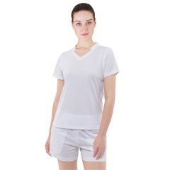 Women s Tee and Shorts Set Icon
