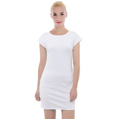 Cap Sleeve Bodycon Dress Icon