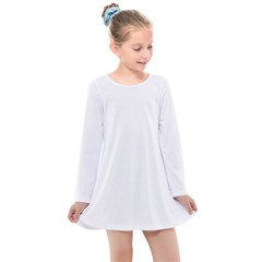 Kids  Long Sleeve Dress Icon