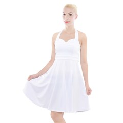 Halter Party Swing Dress  Icon