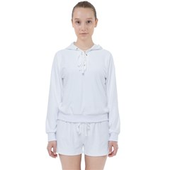 Women s Tie Up Sweat Icon